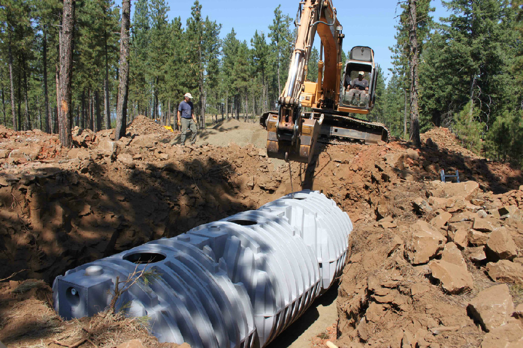 Free Water Systems | Underground Water Tank Installation